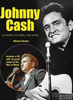 johnny cash words pictures music