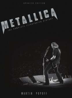 metallica illustrated history