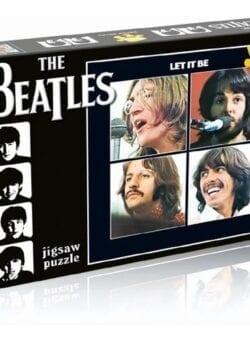 beatles let it be puzzle