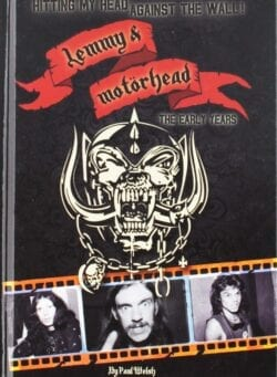 hitting my head motorhead