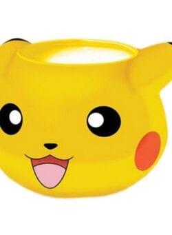 pikachu 3d šalica