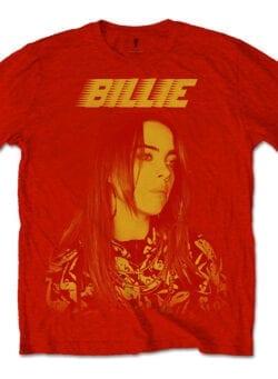 billie eilish racer logo majica