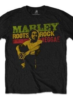 bob marley roots majica