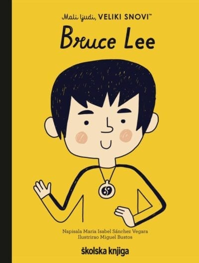Bruce Lee slikovnica