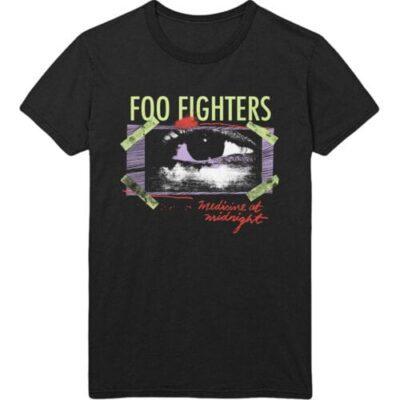 foo fighters medicine at midnight taped majica