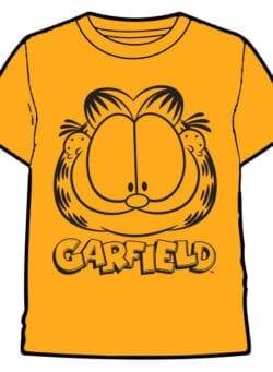 garfield majica