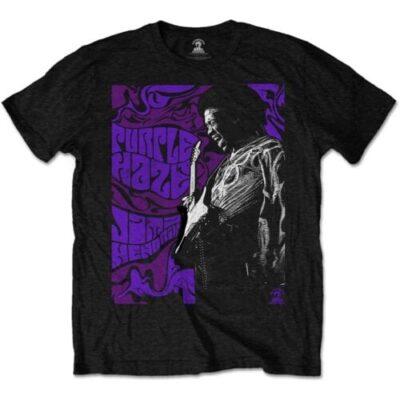 jimi hendrix purple haze majica