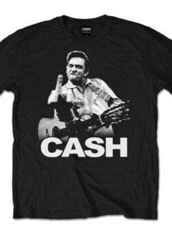 johnny cash finger majica
