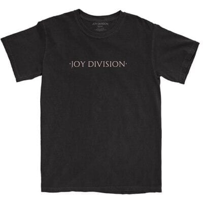 joy division means to an end majica