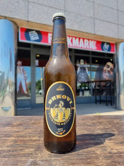 brkovi pivo