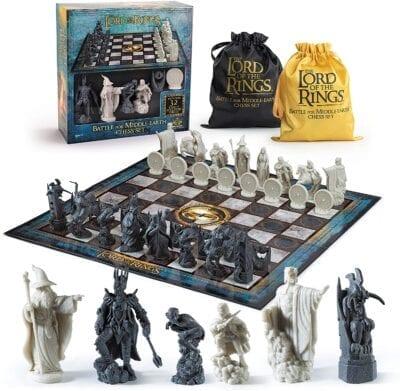 lord of the rings šah