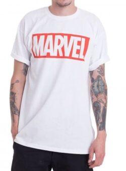 marvel logo majica