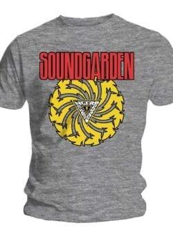 soundgarden badmotorfinger logo majica