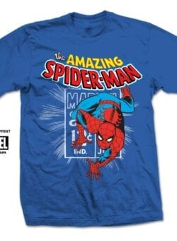 spiderman spidey majica