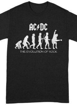evolution of rock majica