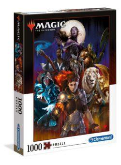 magic the gathering puzzle