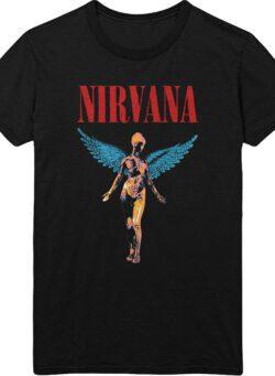 nirvana angelic majica